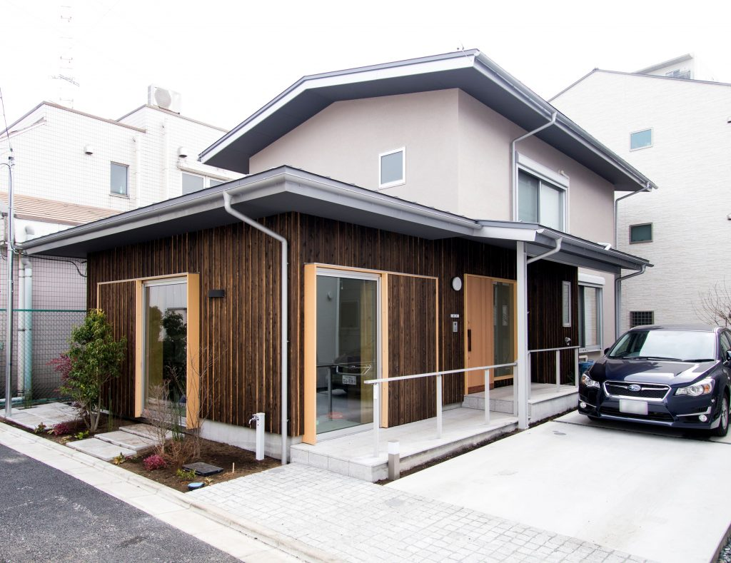イメージ:HOUSE IN SANGENJAYA